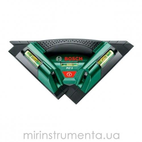 Лазерный уровень Bosch PLT2 (0603664020)