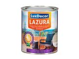 Лазурь для дерева LuxDecor (фасовка 1-5 л)