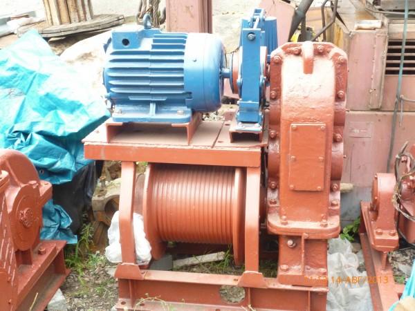 Лебедка электрическая ТЭЛ-3,2