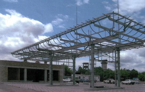 Легкие стальные конструкции для строительства загородных коттеджей