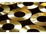 Фото 1 лента латунная Л63 ЛС59 бухта ассортимент 343963