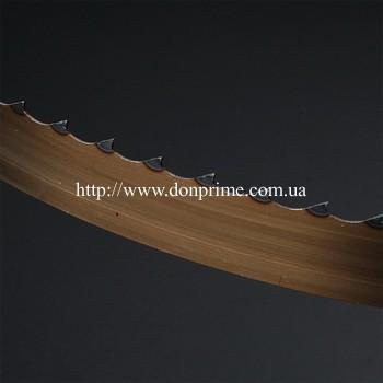 Ленточная пила по дереву для пилорамы 35х1,0 мм