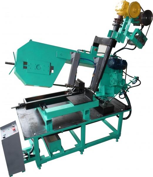 Ленточные отрезные станки по металлу: Автоматические, полуавтоматы, ручные, механическое гидравлическое, поворотные и д. р