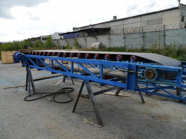 Ленточный конвейер, производим