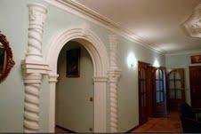 Лепная мастерская предлагает вашему вниманию лепные изделия из гипса для отделки интерьеров и фасадов.