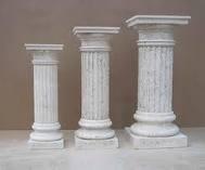 Лепнина, лепной декор, карнизы, колонны, пилястры со склада