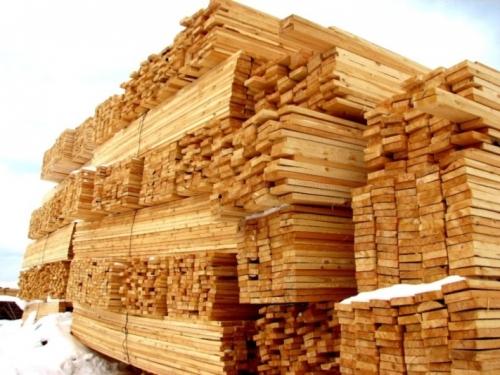 Лес обрезной в ассортименте = 10200 руб/м3! Симферополь