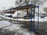 Фото  5 Леса для отделки, ремонта и утепления фасадов 5852864