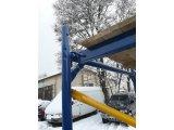 Фото  6 Леса для отделки, ремонта и утепления фасадов 6862864