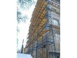 Фото  2 Леса для отделки, ремонта и утепления фасадов 2822864