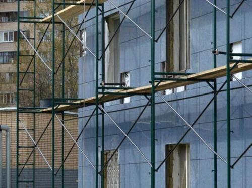 Леса строительные от производителя (рамные, клино-хомутовые), вышки-туры, подмости