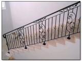 кованые перила для лестницы днепропетровск