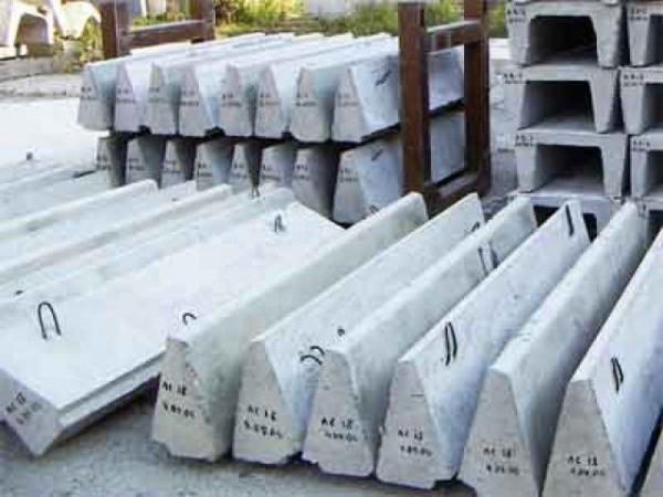 Лестничные ступени ЛС-23-1 (с закл. )