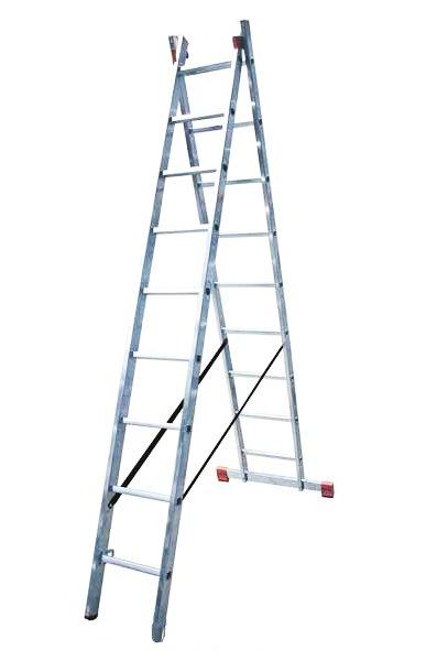 Фото   Лестница 2-х секционная 1808794
