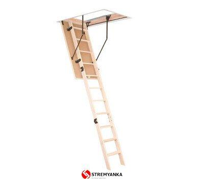 Фото  1 Лестница чердачная Oman Prima, 120x70 2237417