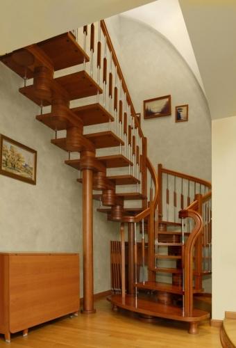 Лестница хребтовая Elegance