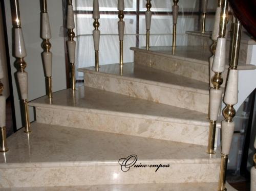 Лестница мраморная Onyx 1