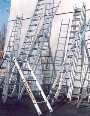 Лестница, стремянка. Лестницы и стремянки алюминиевые, Киев, Днепропетровск, Одесса, Харьков
