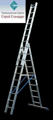Лестницы алюминиевые многофункциональные