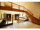 Лестницы деревянные - производство, монтаж