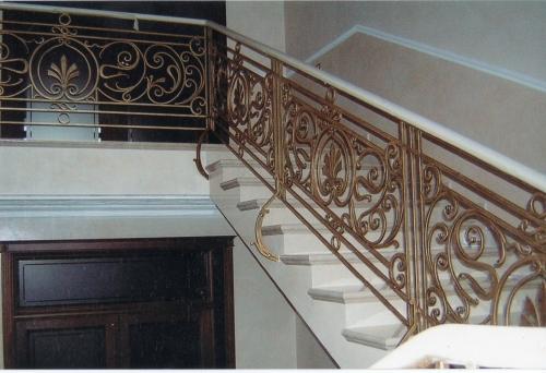 Лестницы кованные в Одессе
