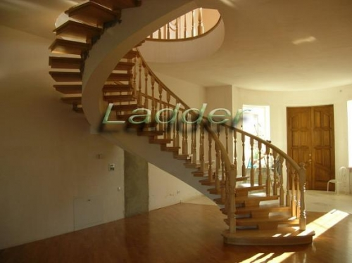Лестницы любой конфигурации и дизайна!