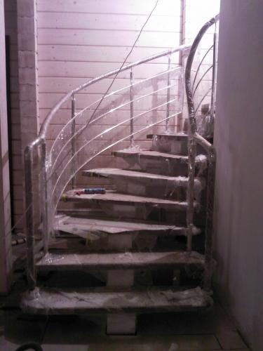 Лестницы маршевые под заказ