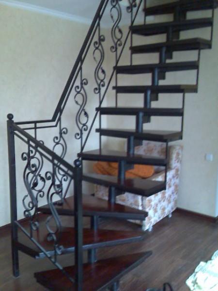 Лестницы (маршевые, винтовые, комбинированные)и перила
