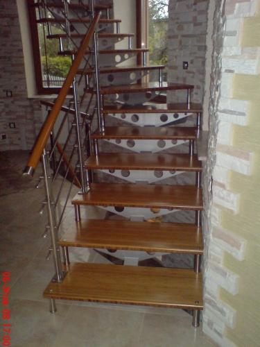 лестницы по индивидуальному дизайну