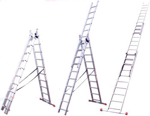 Лестницы стремянки алюминиевые, строительные лестницы