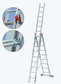 Лестницы, стремянки КRAUSE
