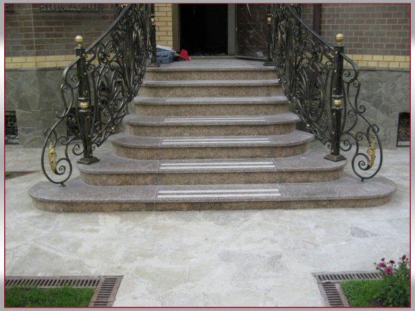 Фото 6 Гранитные лестницы 213958