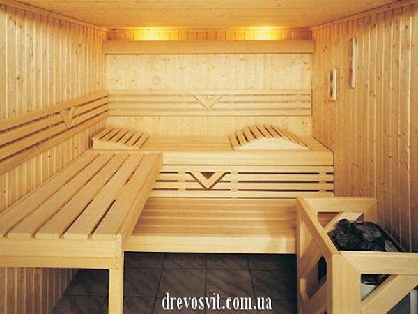 Фото 3 Лежак (брус полок) для бани, сауны Белая Церковь 316476