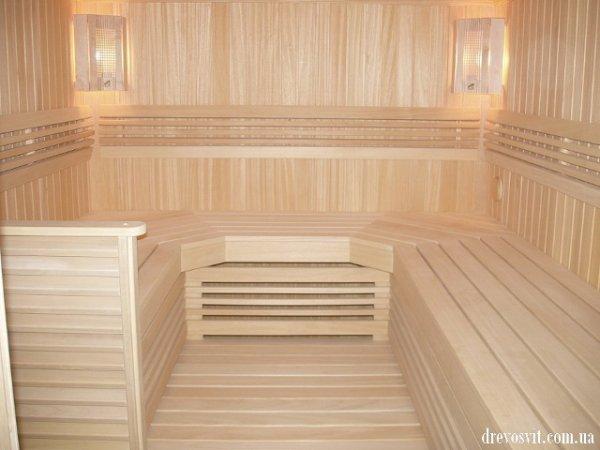 Фото 3 Лежак (брус полок) для бани, сауны Энергодар 303402