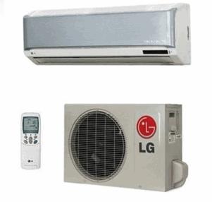 LG G 09 LHT покрытие Gold Fin, функция Jet Cool, рестарт, самодиагностика, сон