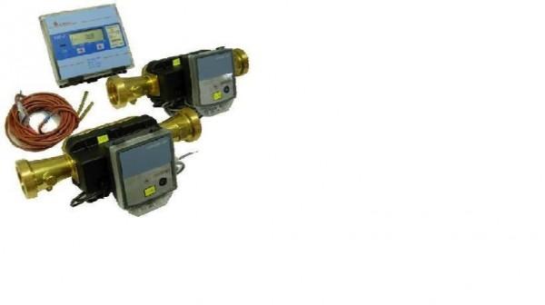 Лічильник тепла ультразвуковий багатоканальний Суперком-01-1-SKS-3