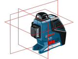 Линейный лазерный нивелир Bosch GLL 3-80 P в Украине от NivelirSale