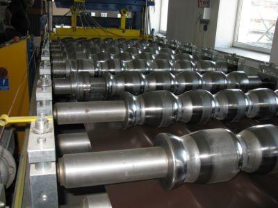 Линия для производства металлочерепицы Банга