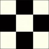 Линолеум черное и белое