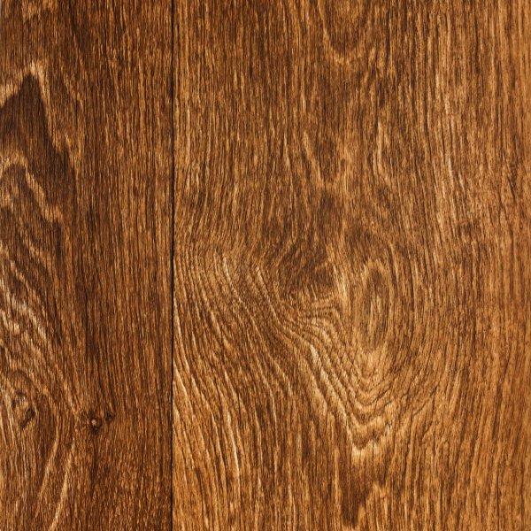 Фото  1 Линолеум доска на войлочной основе для жилых помещений Кантри темный 1500 2135111