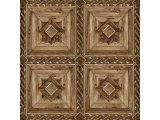 Фото  1 Линолеум паркет дворцовый на войлочной основе бытовой Легенда 2000 2135126