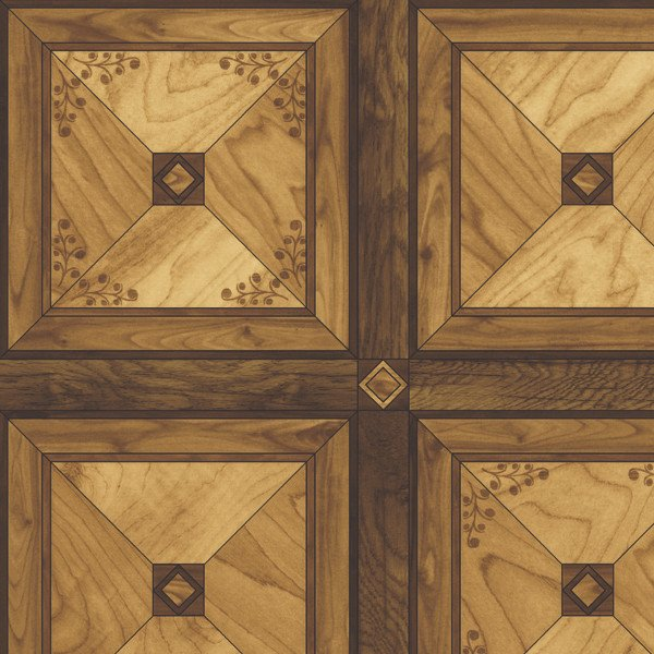 Фото  1 Линолеум с ворсом квадратами 012-1 3000 2134973