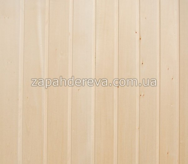 Фото 2 Вагонка липа для сауни Камянець-Подільський 324003