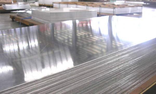 Лист 5,0х1500х3000 мм нержавеющий AISI 304 (04Х18Н9)