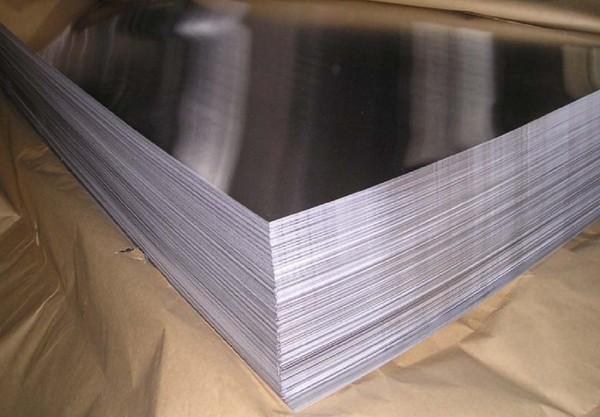 Лист AISI 430 BА 0,5х1000х2000 плёнка