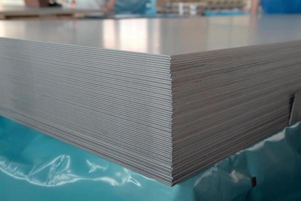 Лист AISI 430 BА 2,0х1250х2500 пленка
