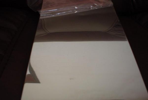 Лист алюмінієвий 0,5 мм АМг3 , 5754 Н22 . 1000х2000мм, 1250х2500мм, 1500х3000мм . Виробництво Польща, Турция