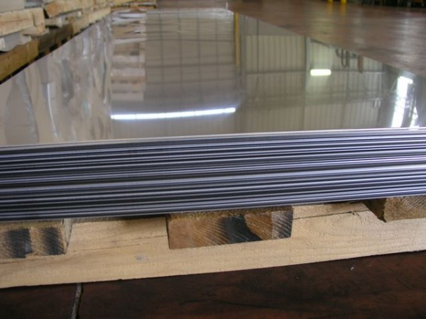 Лист алюминиевый 0,8х1200х3000 АМЦМ