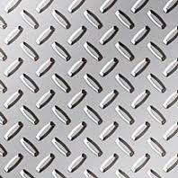 Лист алюминиевый 1,5-4 рифленый АМцН2 квинтет