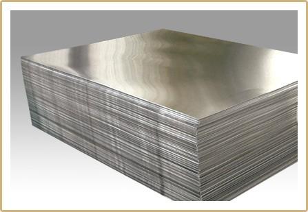 Лист алюминиевый 10х1200х1500 АМГ2М